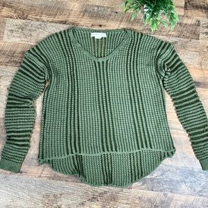 Staring at Stars Crew Neck Sweater Size Small